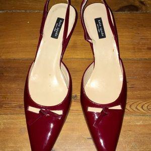 Kate Spade Kitten Heels, Size 8